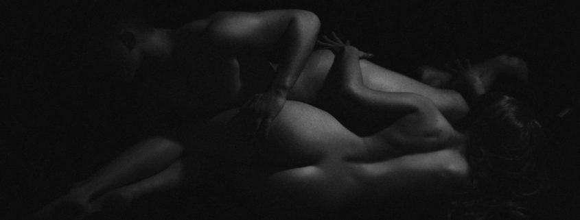 Paar erotisch